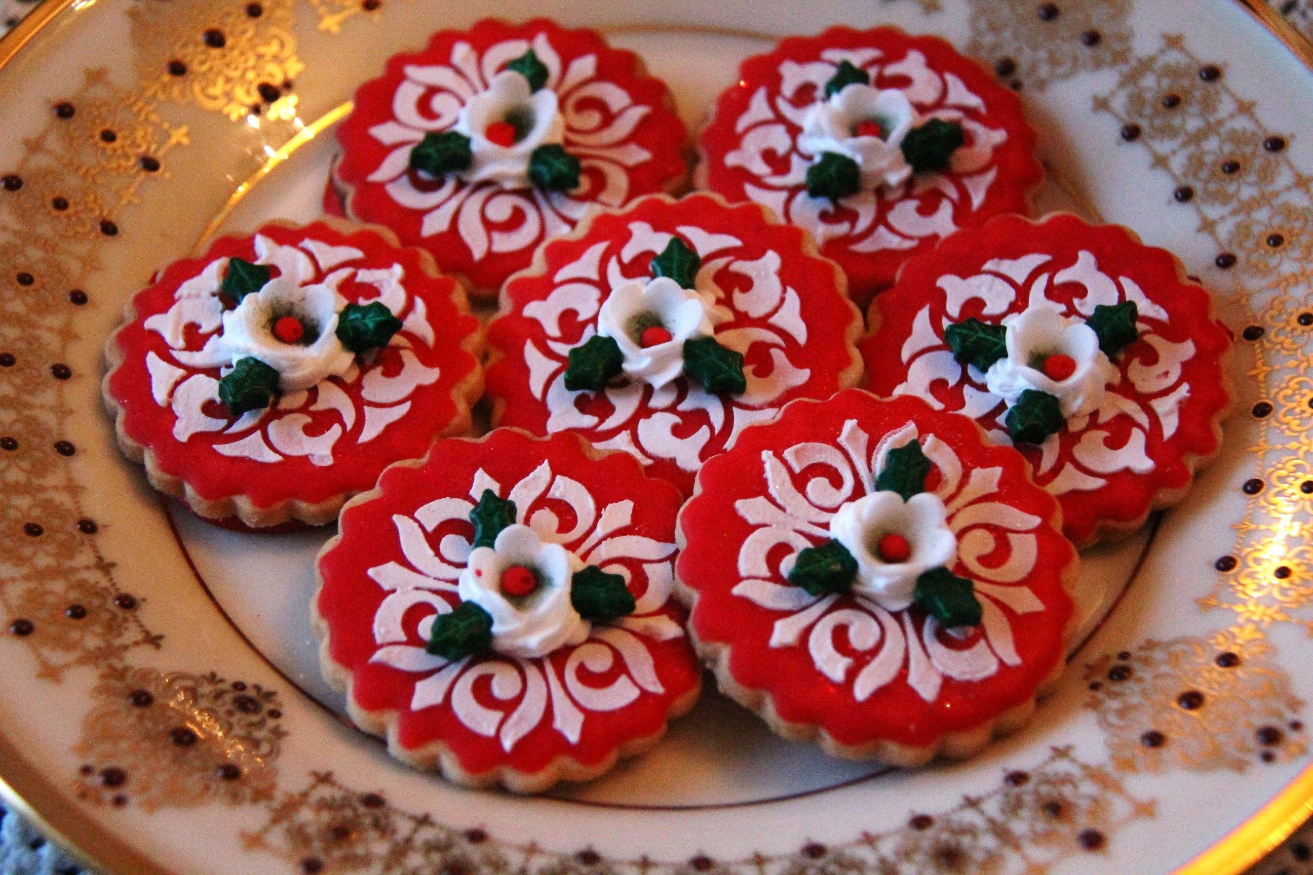 Pinterest Christmas Cookies  Christmas Cookies CHRISTMAS RECIPES