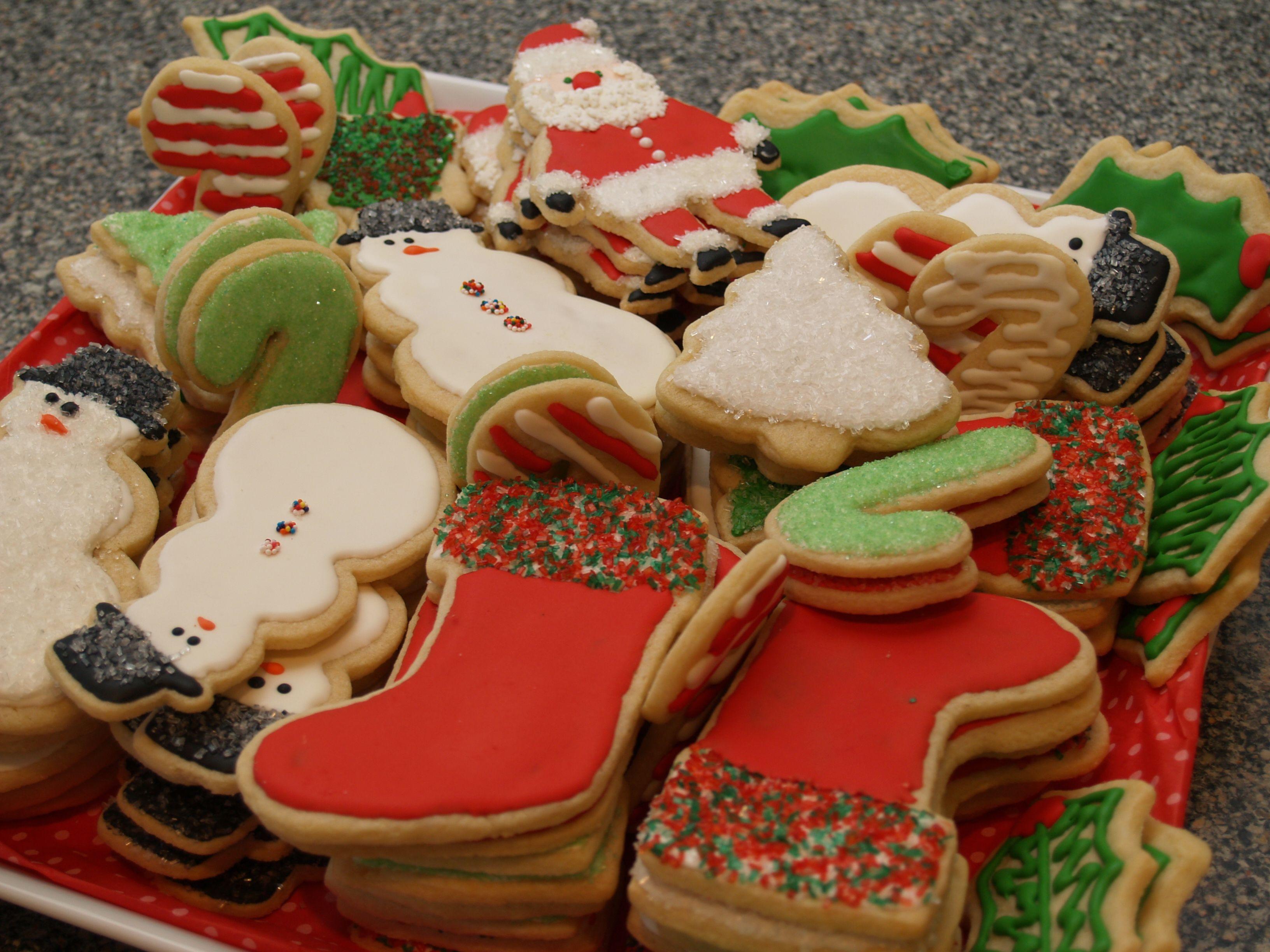 Pinterest Christmas Cookies  Christmas Cookies Cookies