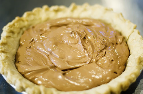 Pioneer Woman Chocolate Pie  French Silk Pie