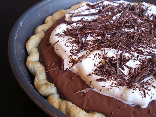 Pioneer Woman Chocolate Pie  Chocolate Pudding Pie 2 Handle the Heat