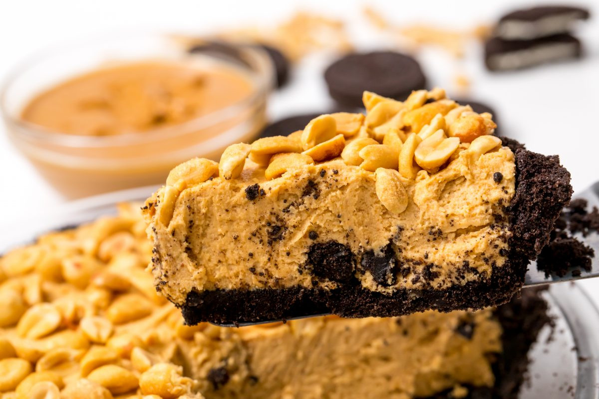 Pioneer Woman Chocolate Pie  The Pioneer Woman s chocolate peanut butter pie