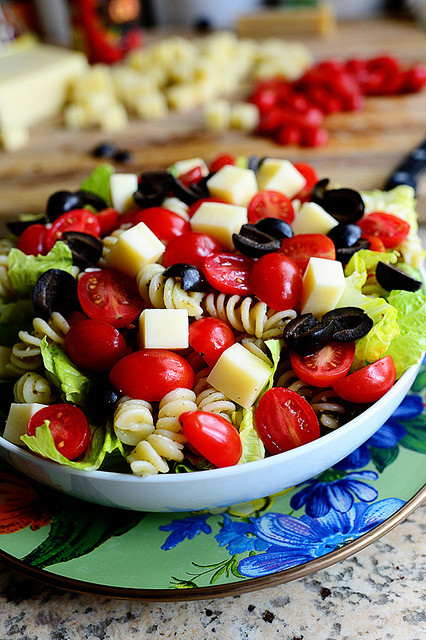 Pioneer Woman Macaroni Salad  Pesto Pasta Salad