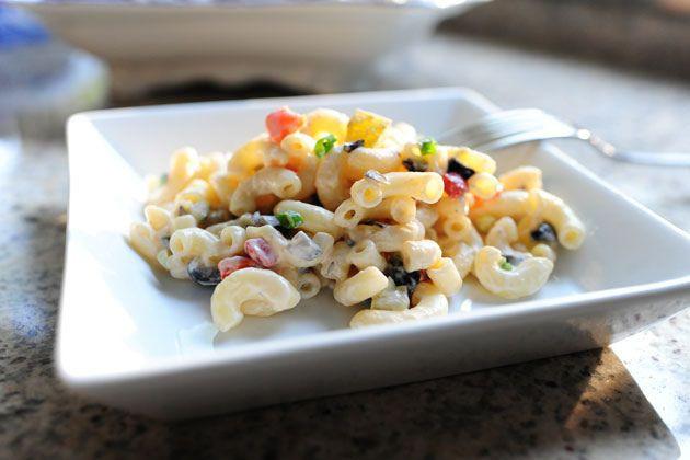 Pioneer Woman Macaroni Salad  The Best Macaroni Salad Ever Recipe — Dishmaps