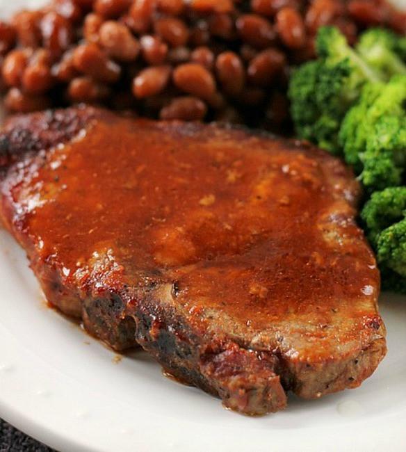 Pioneer Woman Pork Chops  pioneer woman baked pork chops
