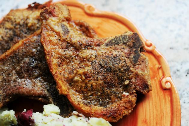 Pioneer Woman Pork Chops  Pan Fried Pork Chops The Pioneer Woman Cooks
