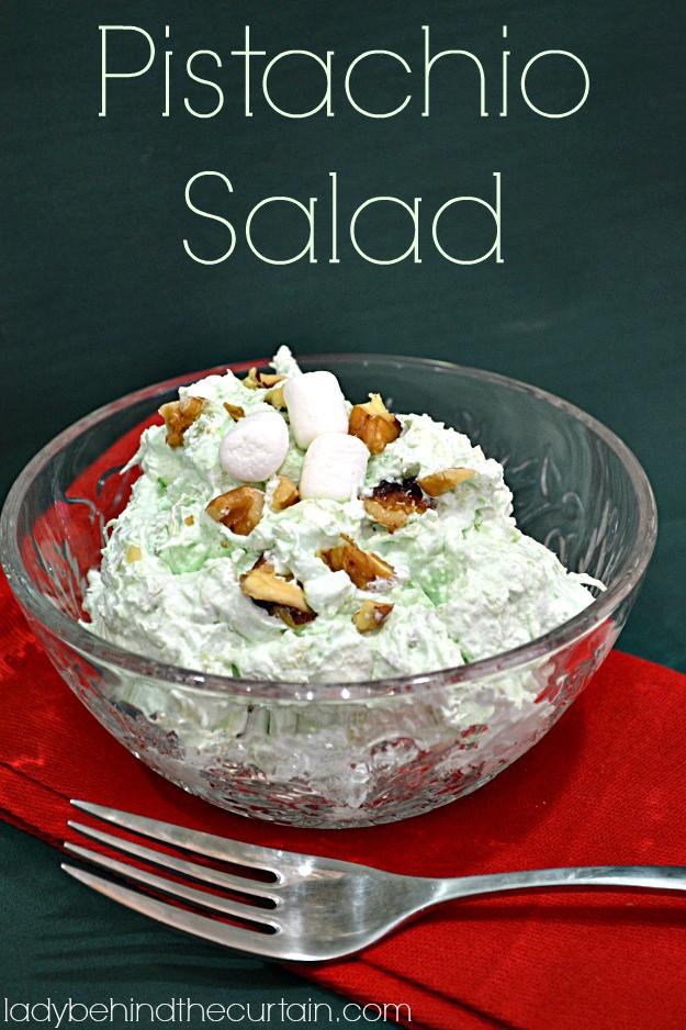 Pistachio Salad Dessert  Pistachio Salad