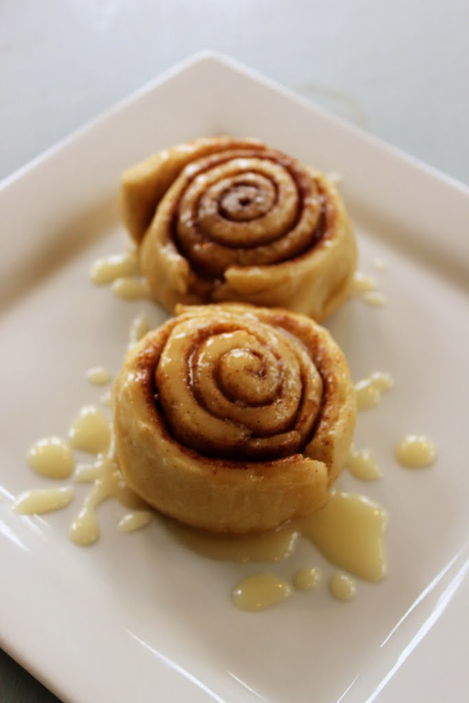 Pizza Dough Cinnamon Rolls  Recipes Pizza Dough Cinnamon Rolls Mirabelle Creations
