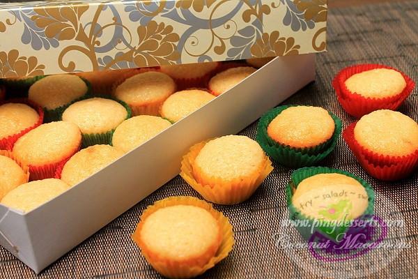 Popular Filipino Desserts  Filipino Coconut Macaroons Recipe