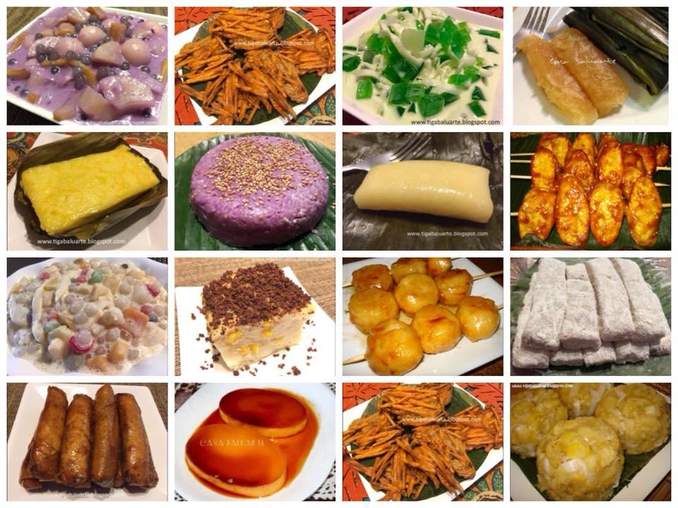 Popular Filipino Desserts  Casa Baluarte Filipino Recipes Top Filipino Favorite Dessert