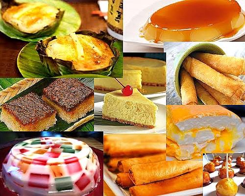 Popular Filipino Desserts  Privacy Policy – Filipino Dessert Recipes by PingDesserts