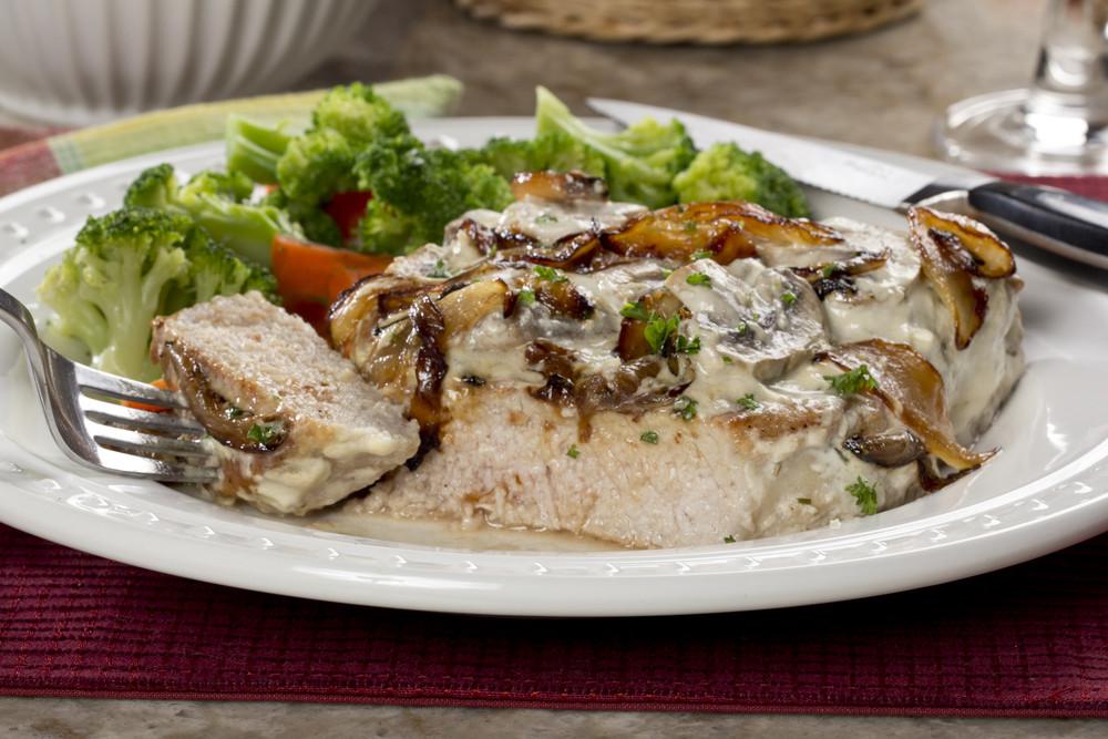 Pork Chop Casserole  Pork Chop Casserole