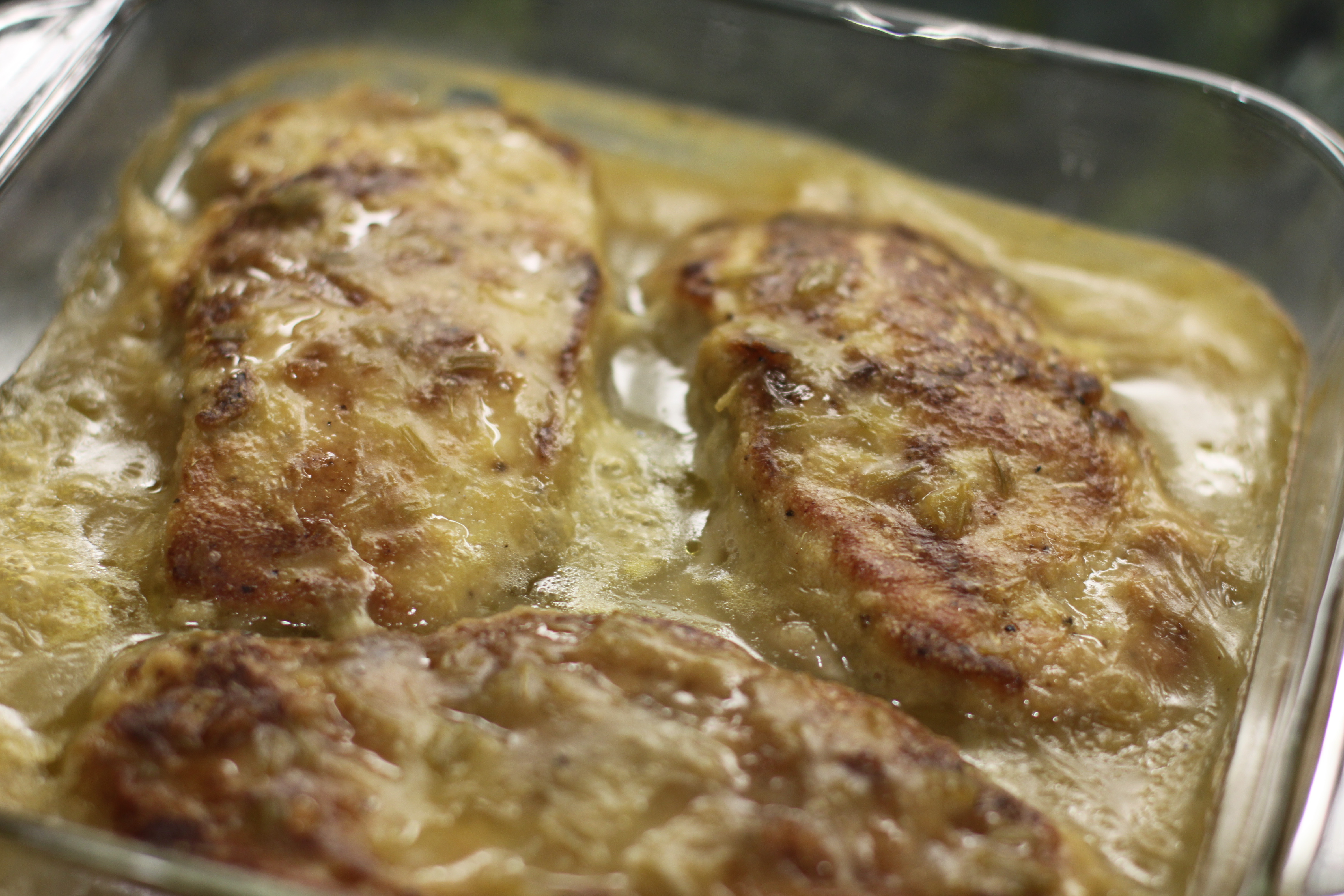 Pork Chop Casserole  Mom s Pork Chop Casserole