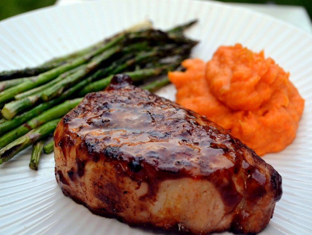 Pork Chop Dinner  Beyond Paleo by Millie Barnes