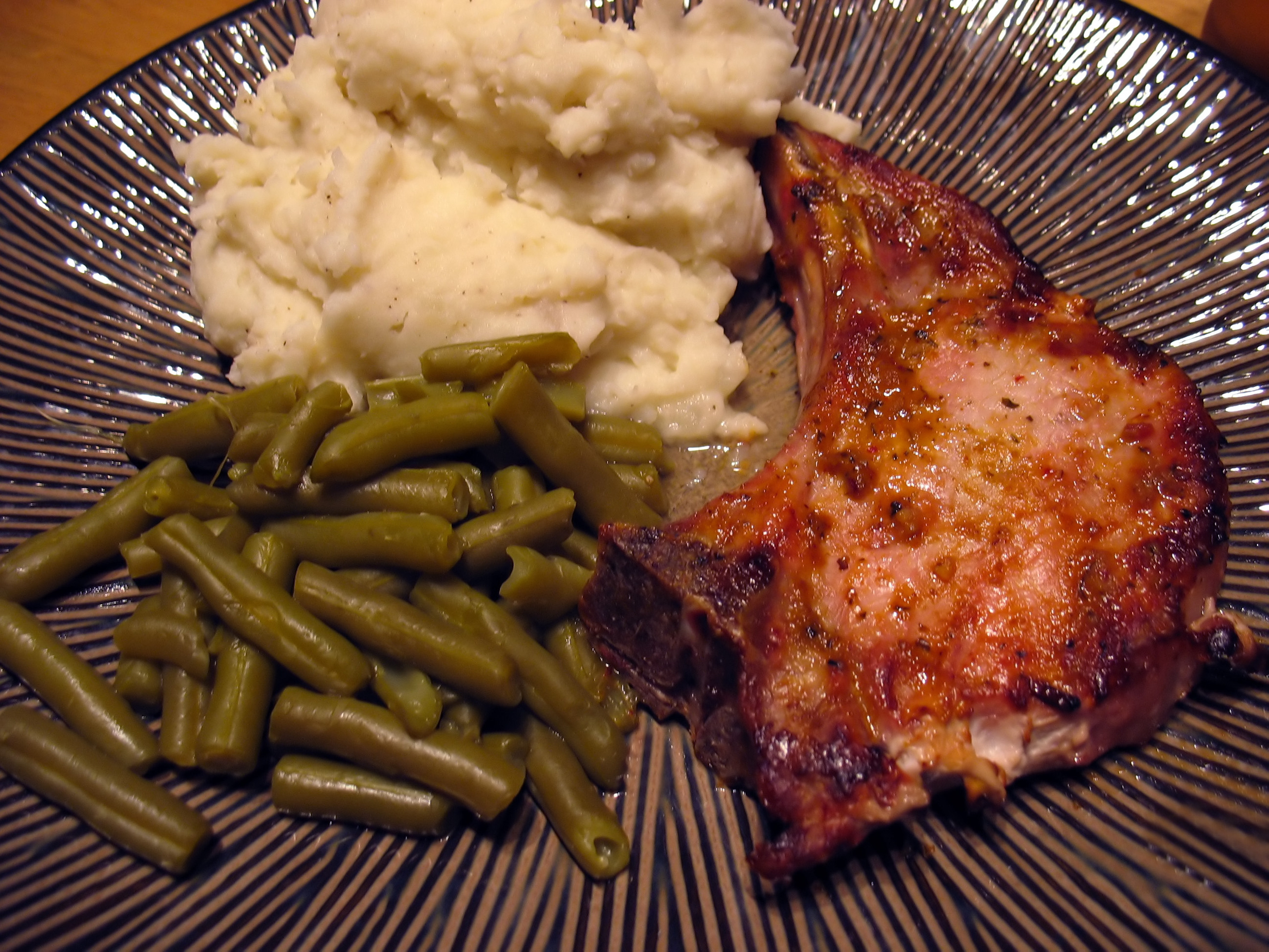 Pork Chop Dinner  Stealth Health 17 Recipes That Make Cooking Light Easy