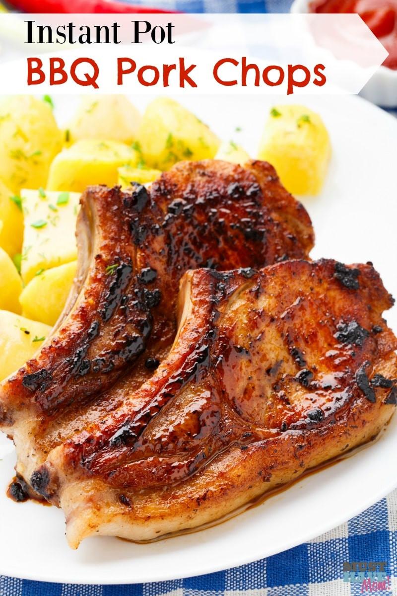 Pork Chops Instant Pot  51 Incredible Instant Pot Recipes