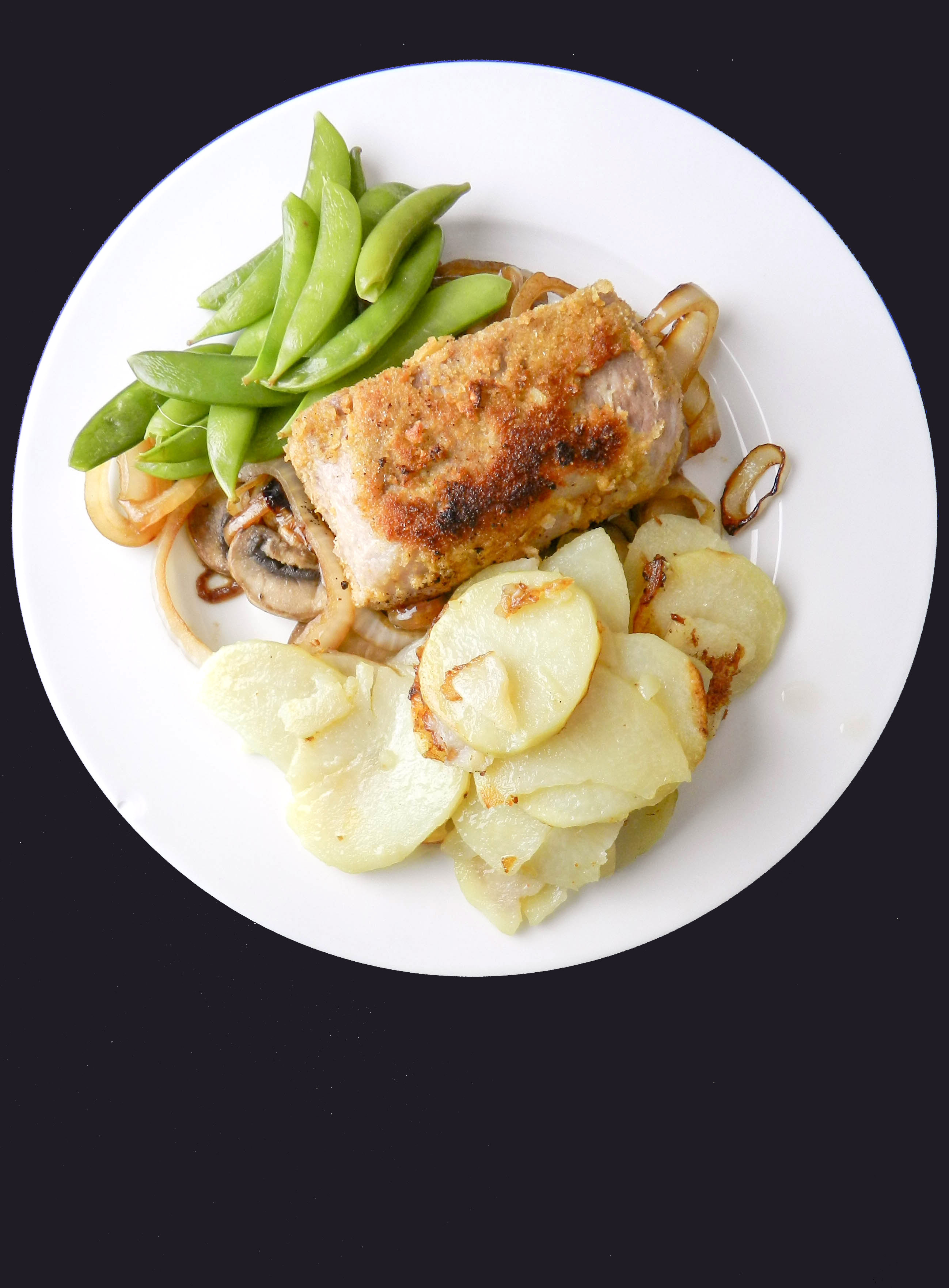 Pork Chops Sous Vide  Sous Vide Pork Chops Grandma s Style Discovery Cooking