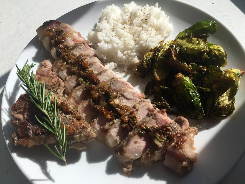 Pork Chops Sous Vide  Sous Vide Pork Chops Ninja Cow Farm LLC