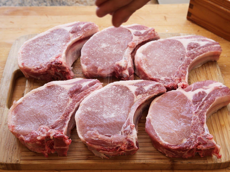 Pork Chops Sous Vide  Sous Vide Pork Chops