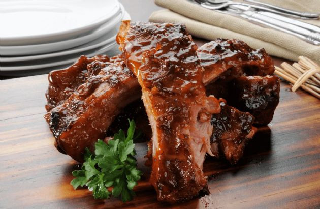 Pork Country Style Ribs  Maple Country Style Pork Ribs Low Sugar Recipe