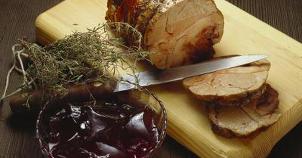 Pork Loin Cooking Temp  Low Temperature Cooking of Baked Pork