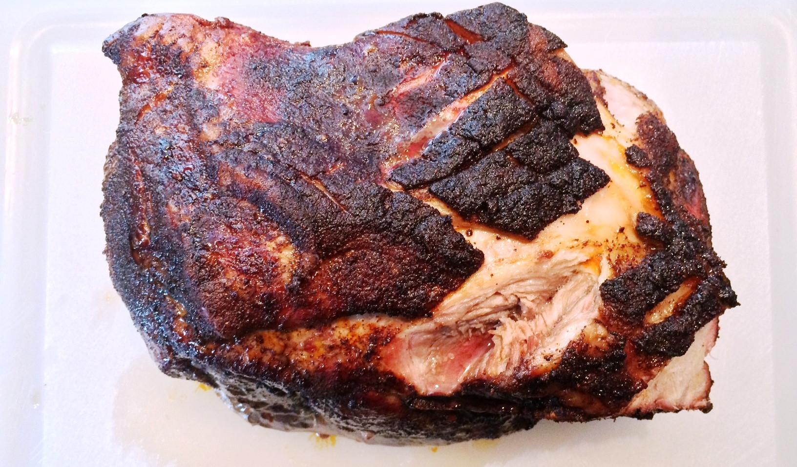 Pork Shoulder Roast In Oven  Oven Roasted Pulled Pork with Coleslaw
