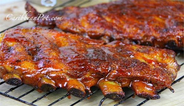 Pork Spare Ribs Recipe  jamaican spare ribs recipes