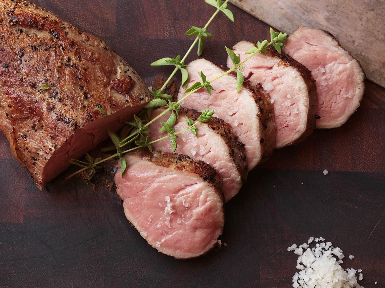 Pork Tenderloin Cooking Temp  Sous Vide Pork Tenderloin Recipe