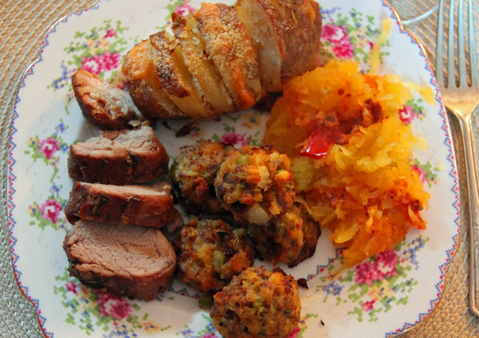 Pork Tenderloin Dinner  Jo and Sue Pork Tenderloin Dinner 4 recipes