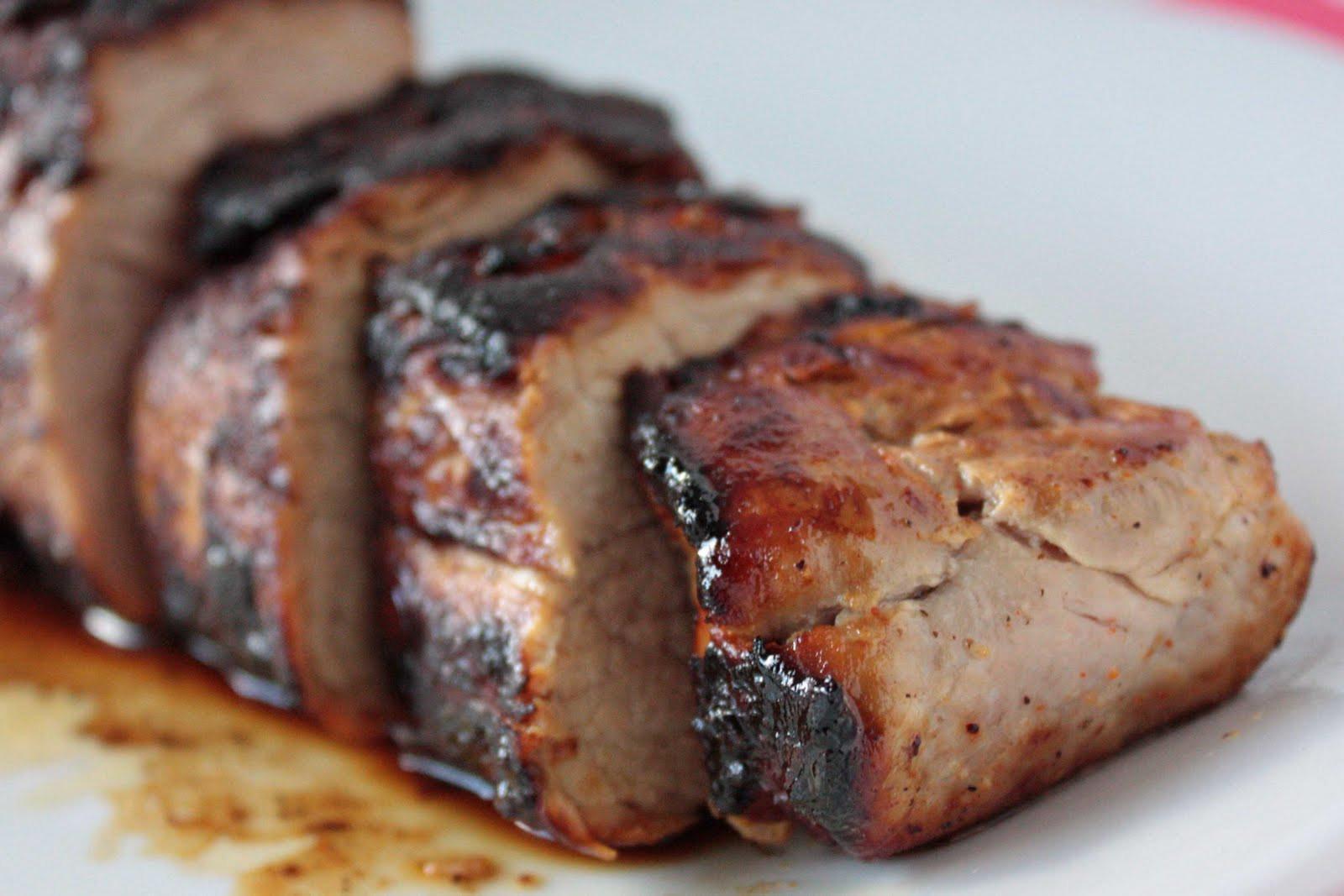 Pork Tenderloin Recipe  Momma Hen s Kitchen Honey Butter Pork Tenderloin