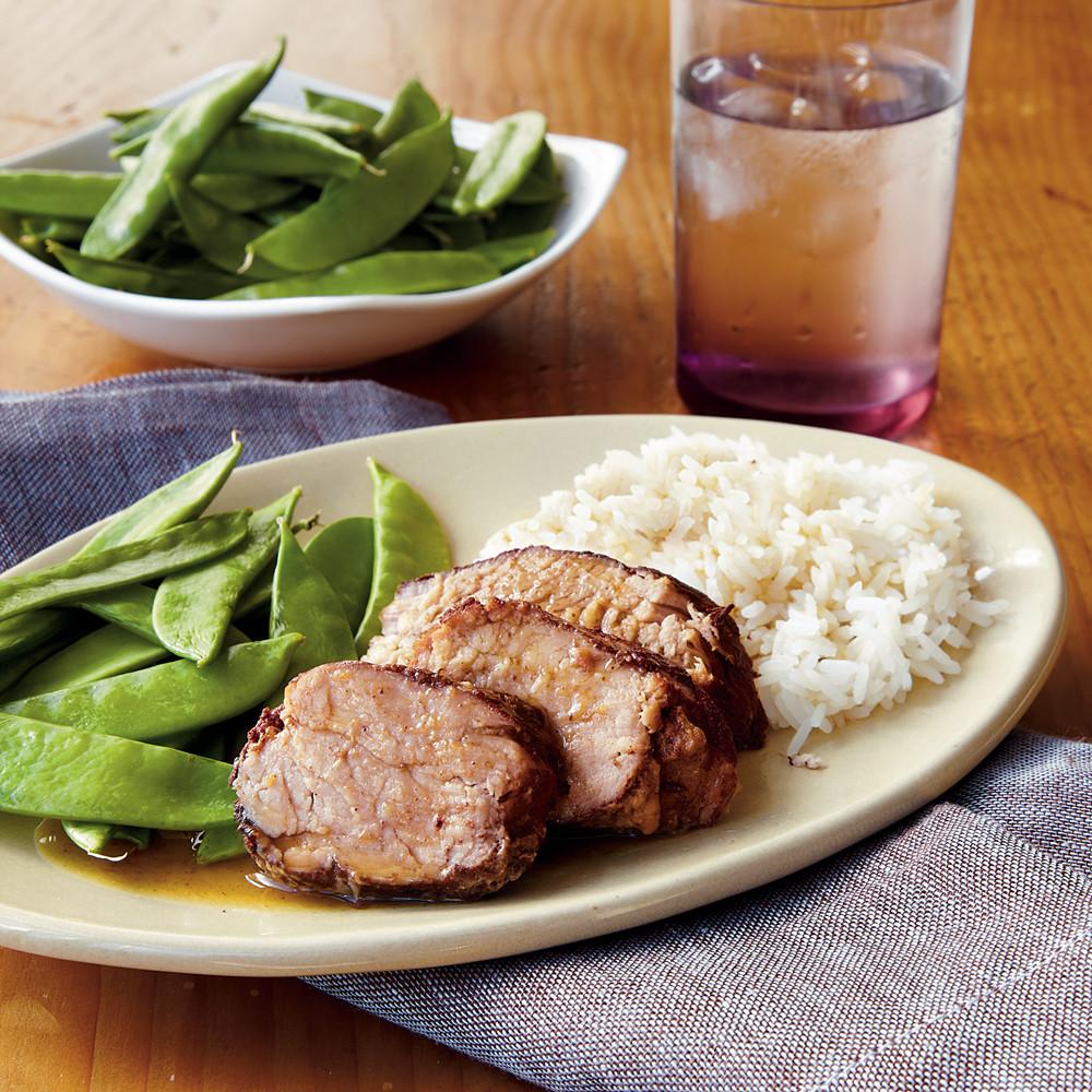 Pork Tenderloin Recipe  Plum Pork Tenderloin Recipe