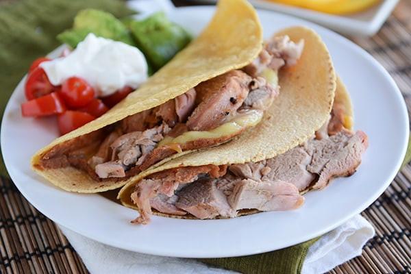 Pork Tenderloin Tacos  Grilled Mojo Pork Tenderloin Tacos