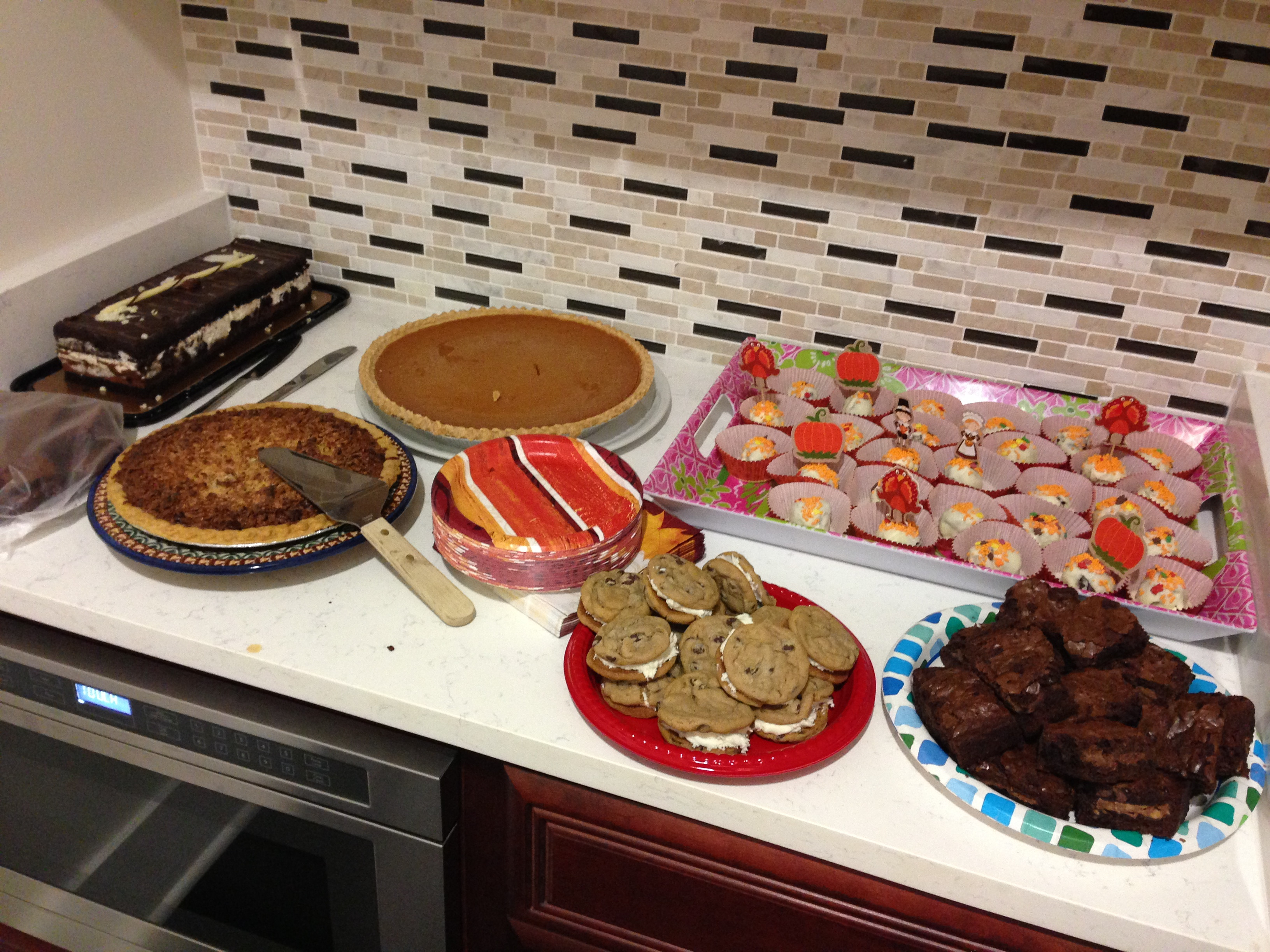 Pot Luck Desserts  Potluck Desserts Allister North Hills