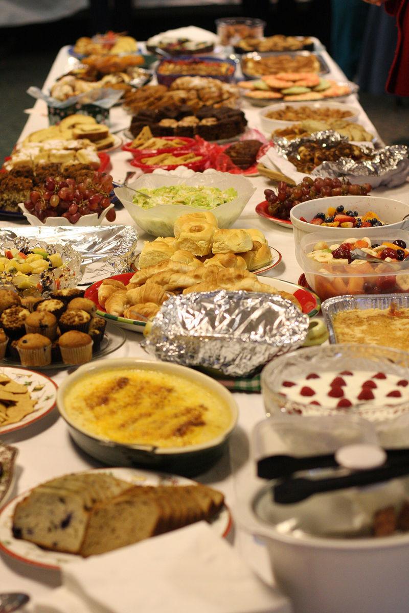 Pot Luck Desserts  Elegantly Yours