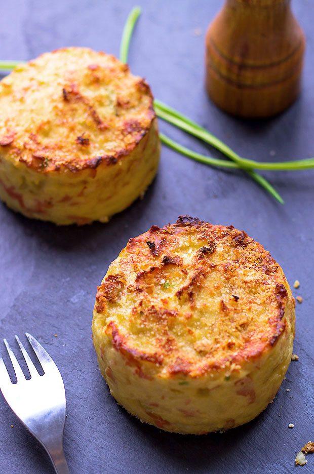 Potato Pattie Recipes  Oven Baked Mashed Potato Cakes — Eatwell101
