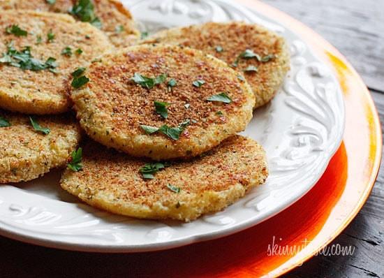Potato Pattie Recipes  Leftover Parmesan Mashed Potato Patties