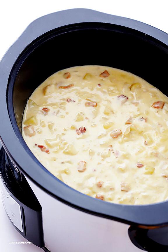 Potato Soup Recipe Easy  easy potato soup