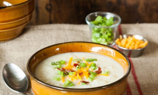 Potato Soup With Hash Browns  Hash Brown Potato Soup Recipe Relish