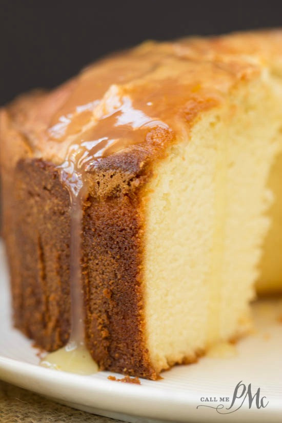 Pound Cake Recipes From Scratch  Old Fashioned Blue Ribbon Pound Cake Call Me PMc