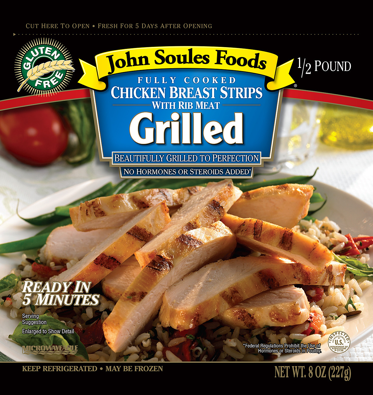 Pre Cooked Thanksgiving Dinner Walmart  JOHN SOULES GRILLED CHICKEN New York Prison