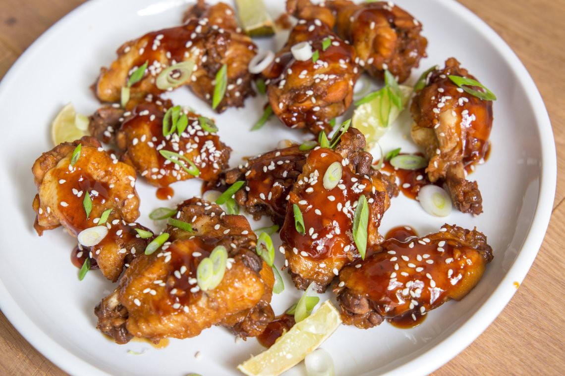 Pressure Cooker Chicken Wings  Pressure Cooker Teriyaki Chicken Wings Mealthy