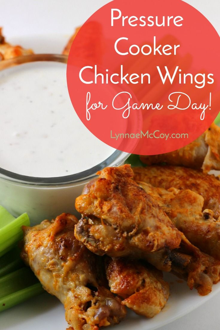 Pressure Cooker Chicken Wings  17 Best images about Let s Have a Party For Pennies on