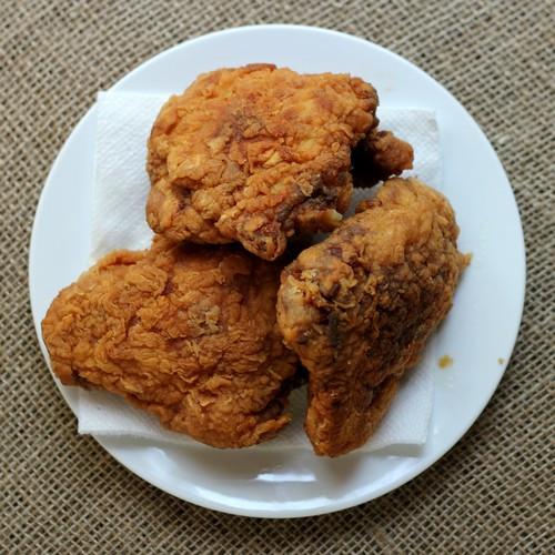 Pressure Cooker Fried Chicken  Cookistry Pressure Fried Chicken
