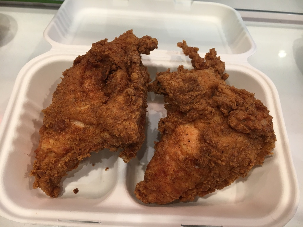 Pressure Cooker Fried Chicken  Take Two