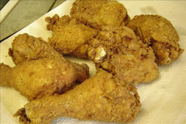 Pressure Cooker Fried Chicken  Kentucky Fried Chicken Recipe