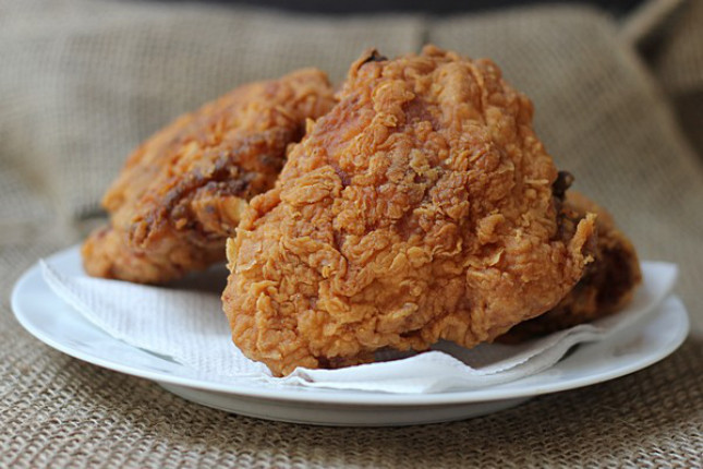 """Pressure Cooker Fried Chicken  14 Pressure Cooker Recipes for a Better Take on """"Fast Food"""