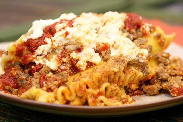 Pressure Cooker Lasagna  Pressure Cooker Lasagna Recipe