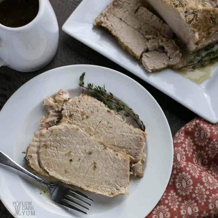 Pressure Cooker Pork Loin  Pressure Cooker Pork Loin Roast Recipe