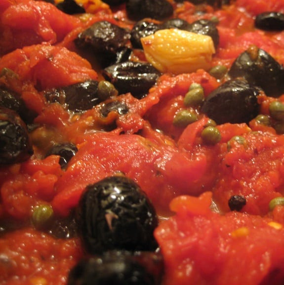 Pressure Cooker Tomato Sauce  Pressure Cooker Tomato Puttaneska Sauce Magic Skillet