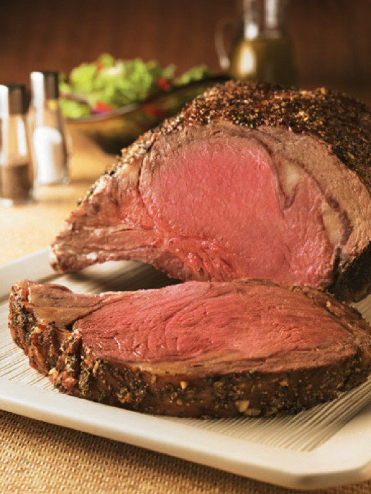 Prime Rib Dinner  14 Gracious Christmas Dinner Ideas to Impress Your Loved es