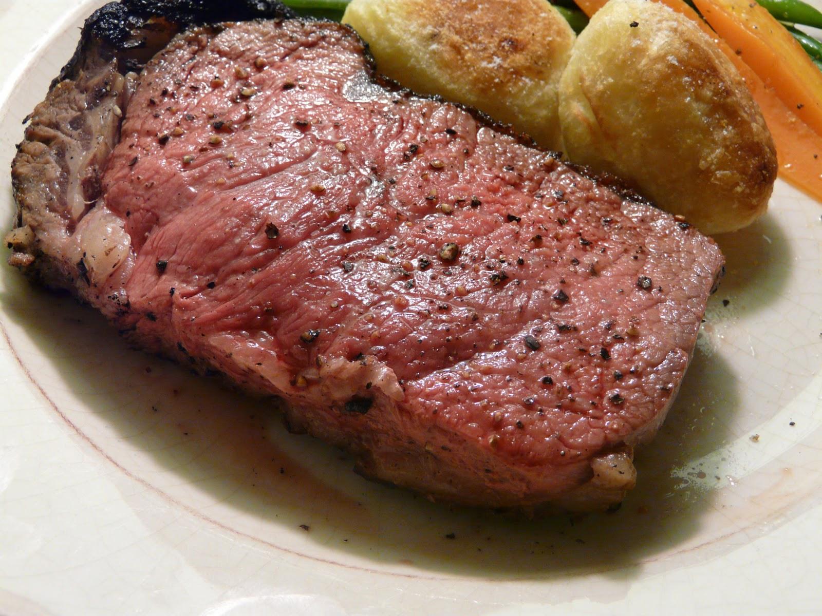Prime Rib Dinner  Thibeault s Table Grilled Prime Rib Dinner
